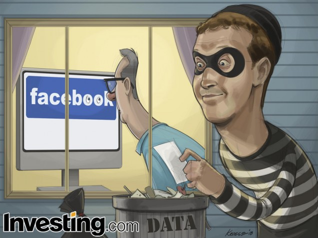 Facebook 向第三方洩露用家個人資料的風暴持續發酵