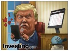 トランプ大統領のツイート砲が再び炸裂!世界金融市場に動揺が走る