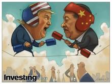 米中貿易戦争が再び激化、投資家は頭が痛い