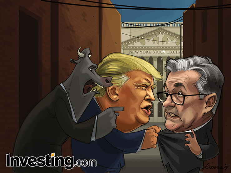 Trump And The Bulls Get Their Wish As Fed Prepares To Cut Rates