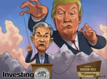 Trump Pulling the Strings as Powell Speaks at Jackson Hole Policy Meeting.