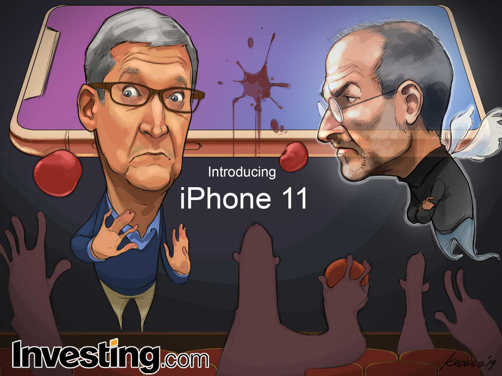 Will Apple's New iPhone Be Enough To Boost Slowing Sales?