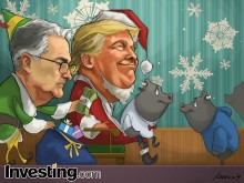 Merry Christmas and Happy Holidays From Investing.com!