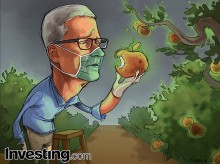 Apple Infected By Coronavirus As Company Warns On Sales