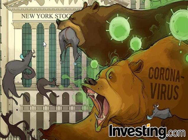 Coronavirus Fears Hit Stocks This Week As Markets Suffered Epic Selloff