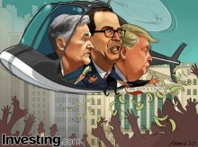 Trump, Fed Unleash Monetary, Fiscal Policy Stimulus To Fight Off Coronavirus Impact