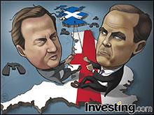 スコットランドでのイエスの投票は、金融市場に何をもたらす?