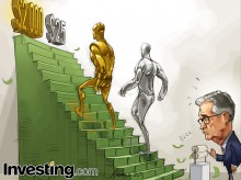 Gold, Silver Surge To Highest In Years Amid F...