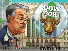 ジャクソンホールでのパウエルFRB議長の講演に先立ち、米株価は止まらない上昇