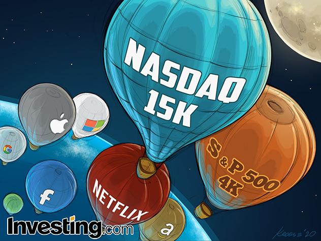 S&P, Nasdaq Extend Rally As Wall Street Enjoys Strong September Start