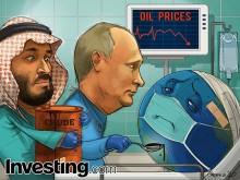 世界経済が回復に向けて奮闘する中、原油価格が急落
