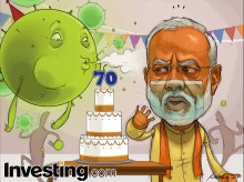 Coronavirus cases surge in India ruin Modi's 70th Birthday Celebration