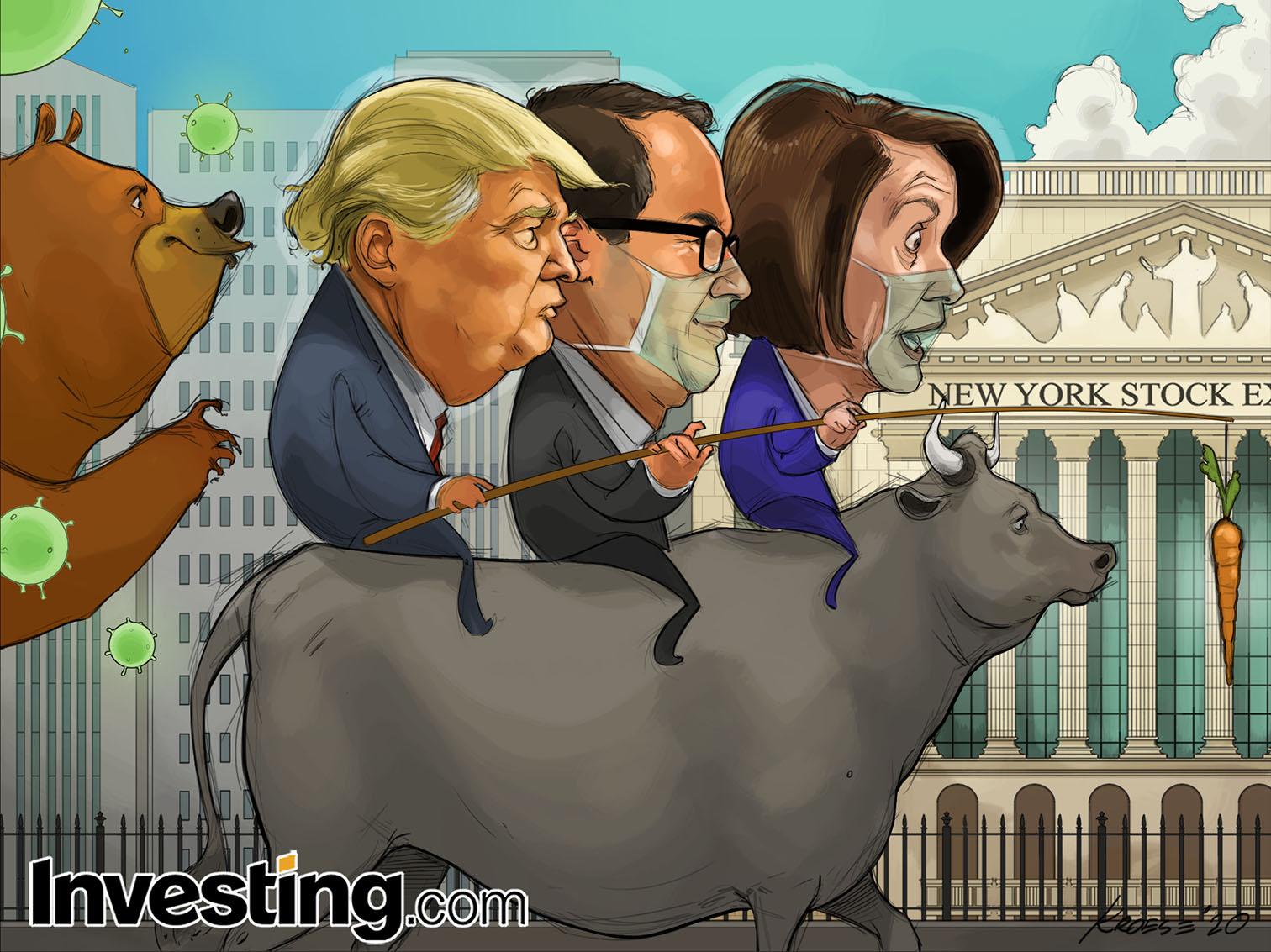 U.S. Stimulus Developments Whipsaw Global Markets, Fueling Sharp Moves