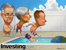 גל תחלואה חדש של קורונה מאיים על התאוששות הכלכלה העולמית ודוחף את הבנקים המרכזיים לקחת...