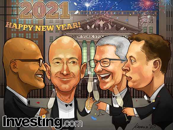 Happy New Year From Investing.com! Wishing you all a happy, safe and healthy 2021!