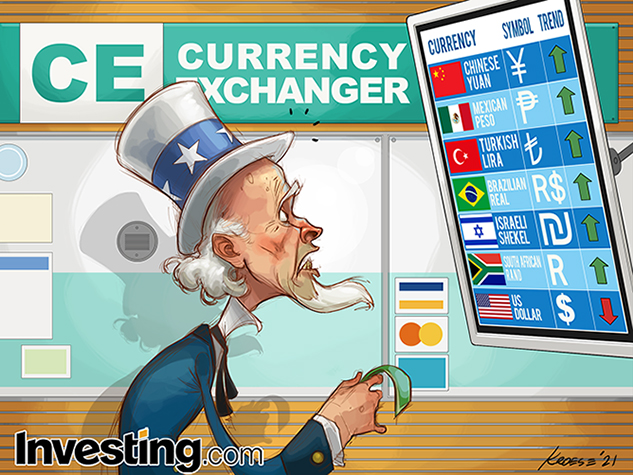 新興国市場は2021年上昇基調に