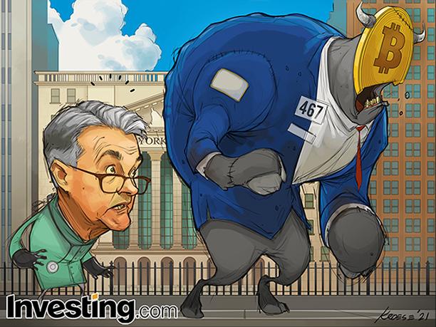 フランケンシュタインが世界の金融市場を飲み込む