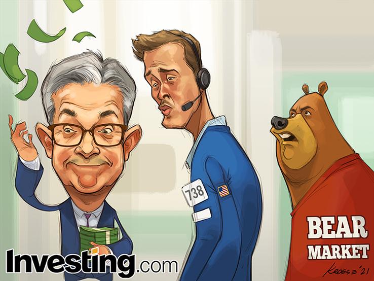 FRBの市場に配慮した方針は株価を史上最高値へ後押し!