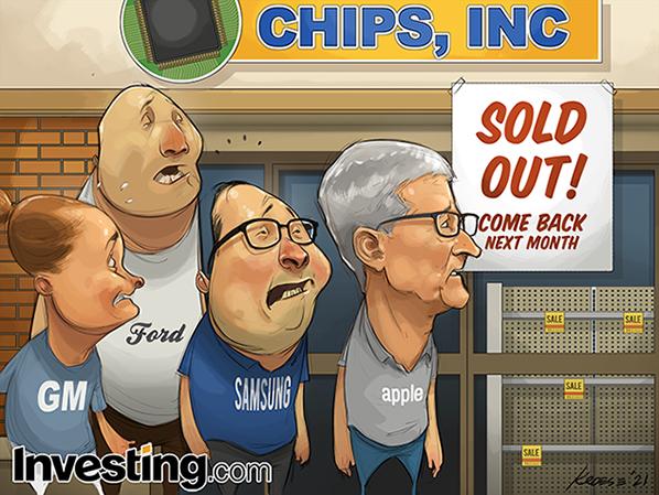 世界的なメモリーチップ不足はPC産業に影響し続けるのか?