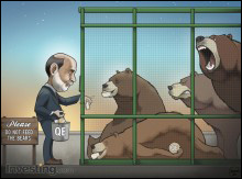 Bernanke is Suppressing the Bears