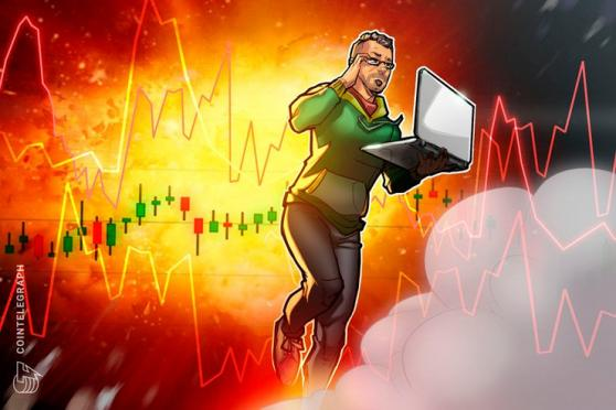 Almost All Top 100 Coins in Red, Bitcoin Holds Weekly Gains After Dipping Below $5,500