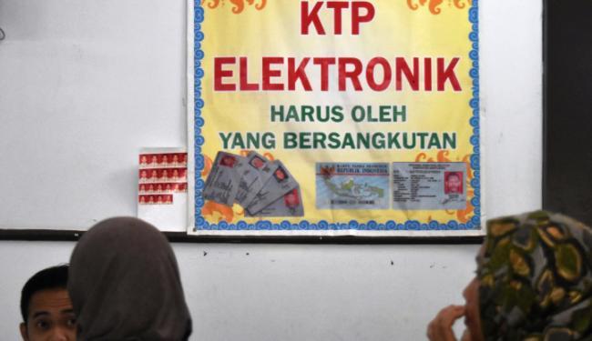 © Warta Ekonomi. Kemendagri Bantah Keamanan E-KTP Jeblok, Begini Penjelasannya