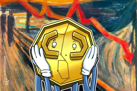 Market Mayhem: Bitcoin Sinks Below $3.4K, Ethereum Plummets to Double Digits