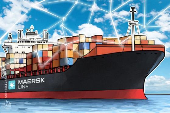 Logistics Giant Maersk Starts Using Blockchain Platform for Maritime Insurance