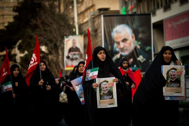 Iran Retaliates Against U.S. in Rocket Attack on Iraqi Bases