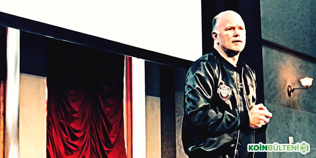 Mike Novogratz: 'Artık Kripto'nun Çirkin Yüzü Benim'