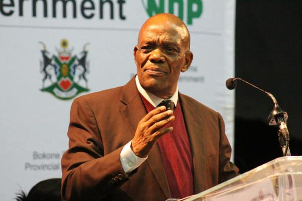 FEATURE - Mokgoro wants a solid caring, corruption free public service in NWest