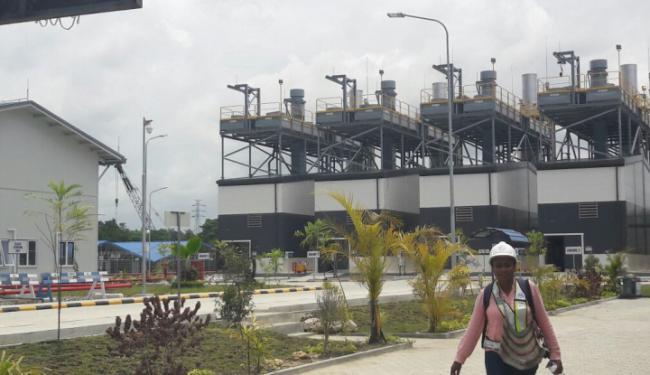 © Warta Ekonomi. PLN: Listrik di Papua Belum Cukup untuk Industri