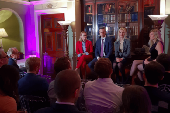 Exclusive: Talking Tokenization at the Launch Evening of Europe's First Ever STO-Centric Event