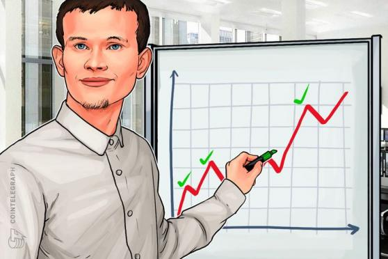 Vitalik Buterin: High Ethereum Price Good for Security, Ecosystem Development