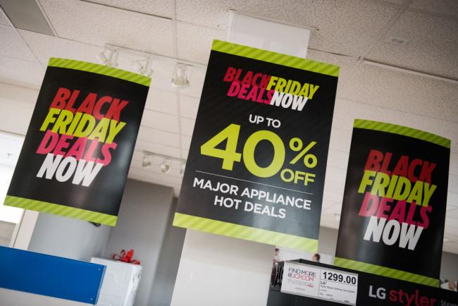 Black Friday Retail Sales Forecasts Still Stink Barry Ritholtz By