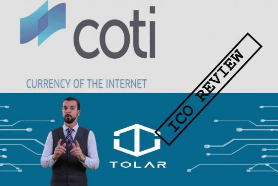 Token Talk: Tolar HashNET and COTI ICO review