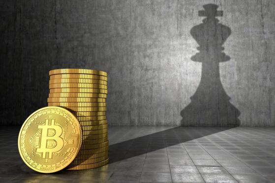 Bitcoin (BTC) is Crypto Investors' Best Bet: Wall Street Crypto King
