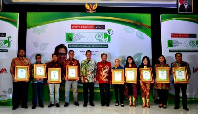 Inilah Para Pemenang Indonesia Best Insurance Award 2019 Oleh Warta Ekonomi Online