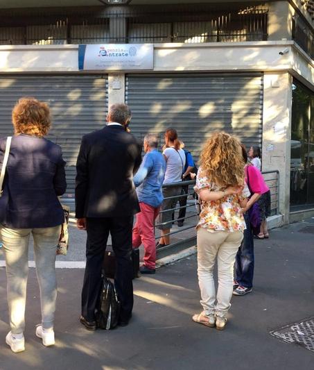 © Ansa. In Italia e Grecia peggior burocrazia