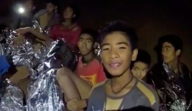 © Warta Ekonomi. Misi Evakuasi 12 Tim Bola Thailand Bakal Diangkat ke Film Layar Lebar