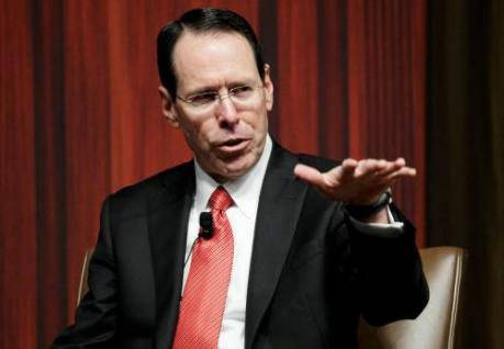AT&T overwoog verkoop CNN in Time Warnerdeal