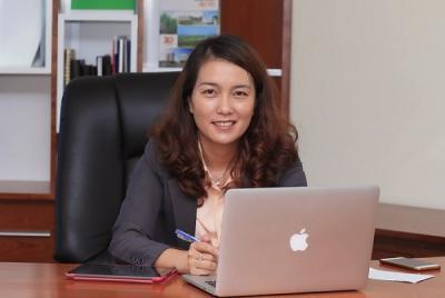 HNG: Tổng Giám đốc Võ Thị Mỹ Hạnh muốn mua 1 triệu cp