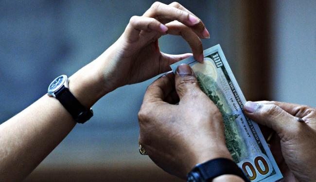 © Warta Ekonomi. Di Tengah Laporan Data PDB, Dolar AS Terus Menguat