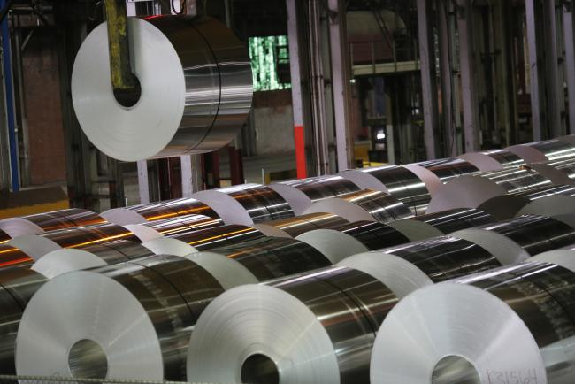 American Aluminum Emerging As Winner From U S Ban On