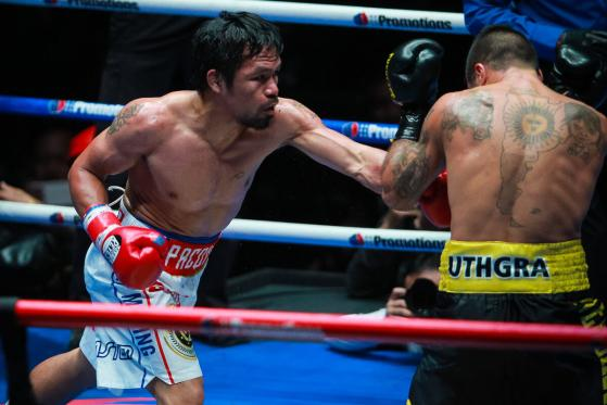 Boxing Legend and Philippine Senator Manny Pacquiao to Launch PAC Coin