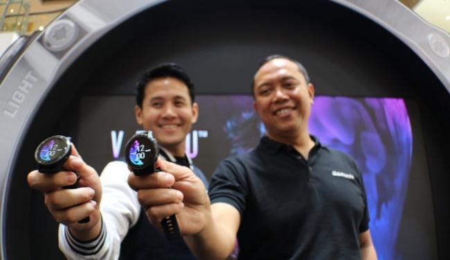 3 Seri Smartwatch Garmin Meluncur, Lihat Fitur dan Harganya