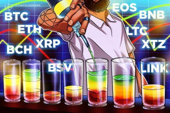 Price Analysis Feb 21: BTC, ETH, XRP, BCH, BSV, LTC, EOS, BNB, XTZ, LINK
