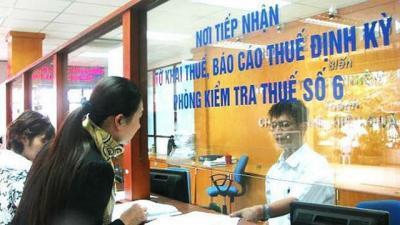 Hà Nội công khai danh sách 181 đơn vị nợ thuế, phí, tiền sử dụng đất