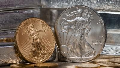 Vàng thế giới giảm liền 2 phiên xuống thấp nhất từ đầu tháng 7/2018