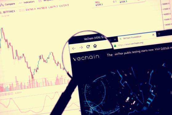 VeChain (VEN) Announces Cahrenheit Automotive Project but Market Price Looks Worrying